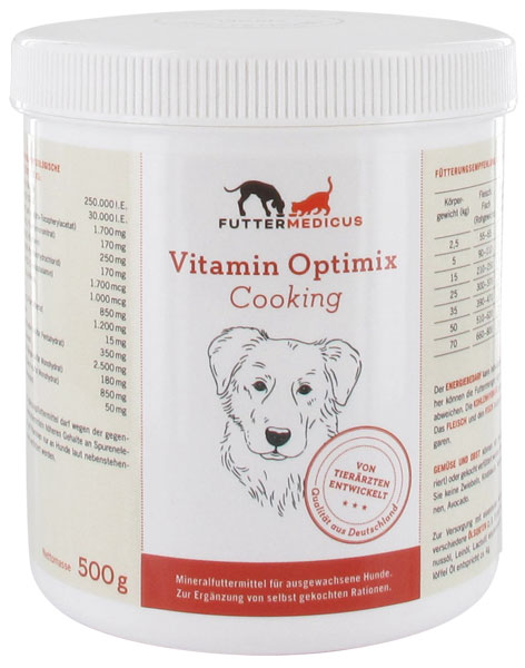 Vitamin Optimix Cooking